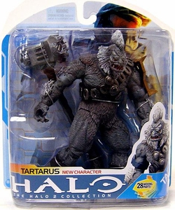 Halo 3 McFarlane Toys Series 7 Action Figure Tartarus
