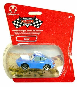 Disney Pixar Cars Exclusive 1:48 Die Cast Car Sally