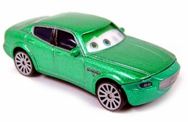 Costanzo Della Corsa [Lenticular Eyes] LOOSE Disney / Pixar CARS Movie 1:55 Die Cast Car