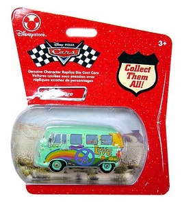 Disney Pixar Cars Exclusive 1:48 Die Cast Car Fillmore
