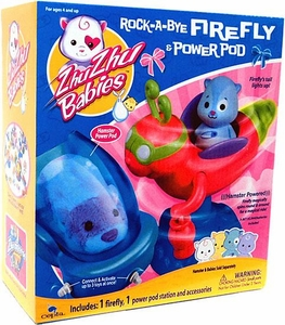 Zhu Zhu Babies Playset Rock-A-Bye Firefly & Power Pod [Hamster & Babies Not Included!]