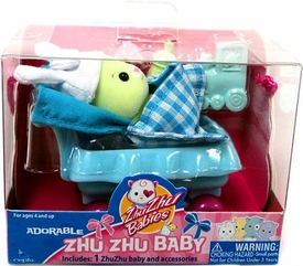 Zhu Zhu Adorable Baby Shiloh [Green]