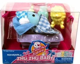 Zhu Zhu Adorable Baby Gulliver [Blue]