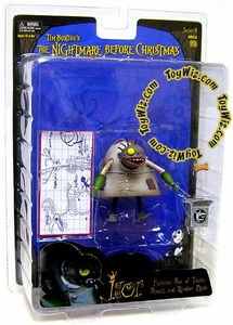 NECA Tim Burton's The Nightmare Before Christmas Series 4 Action Figure Igor