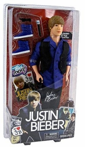Justin Bieber Basic Action Figure Doll Awards Style BLOWOUT SALE!