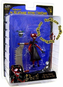 NECA Tim Burton's The Nightmare Before Christmas Series 4 Action Figure Devil