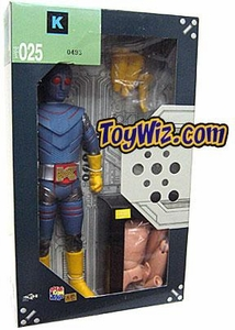 Medicom Real Action Heroes 12 Inch Collectible Figure #025 ROBOT DETECTIVE K (Kay)