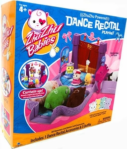 Zhu Zhu Babies Playset Dance Recital [Hamster & Babies Not Included!]