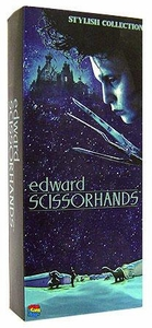 Medicom Stylish Collection Deluxe 9 Inch Collectible Figure Edward Scissorhands