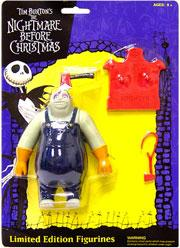 NECA Tim Burton's The Nightmare Before Christmas Limited Edition Bendable Figure Behemoth