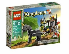LEGO Kingdoms Set #7949 Prison Carriage Rescue
