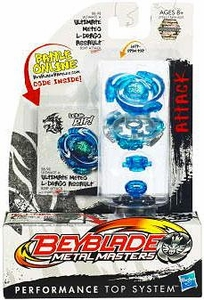Beyblades Metal Masters Attack Battle Top #BB98 ULTIMATE Meteo L-Drago Assault