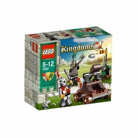 LEGO Kingdoms Set #7950 Knight's Showdown