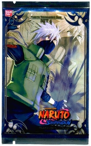 Naruto Shippuden Card Game Tournament Pack Set 4 Booster Pack