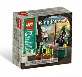 LEGO Kingdoms Set #7955 Wizard