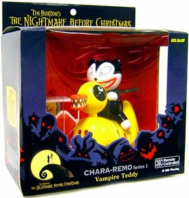 Tim Burton's The Nightmare Before Christmas Series 1 Chara-Remo Vampire Teddy