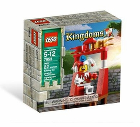 LEGO Kingdoms Mini Figure Set #7953 Court Jester