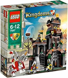 LEGO Kingdoms Set #7947 Prison Tower Rescue