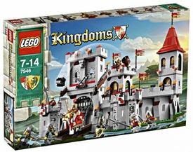 LEGO Kingdoms Set #7946 King's Castle