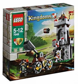 LEGO Kingdoms Set #7948 Outpost Attack