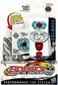Beyblades Metal Masters Balance Battle Top #BB95 Flame Byxis