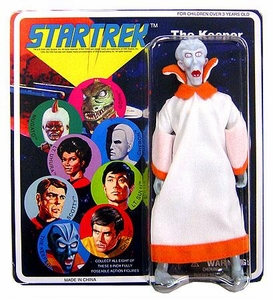 Diamond Select Star Trek Original Series Series 4 Cloth Retro 8 Inch Action Figure The Keeper