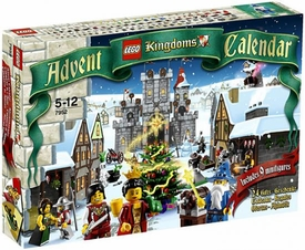 LEGO Kingdoms Set #7952 2010 Advent Calendar
