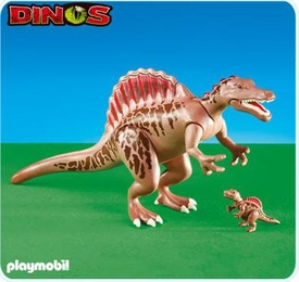 Playmobil Dinos Set #6267 Spinosaurus with Baby