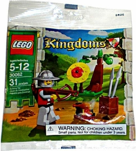 LEGO Kingdoms Mini Figure Set #30062 Target Practice [Bagged]