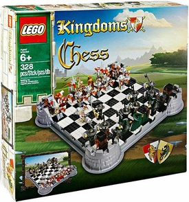 LEGO Kingdoms Set #853373 Chess Set