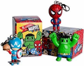 Marvel Tokidoki Frenzies Clip On Blind Mystery Pack [1 RANDOM Single Figure]