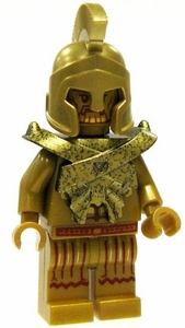 LEGO Atlantis LOOSE Mini Figure Gold Temple Poseidon