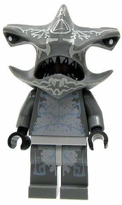 LEGO Atlantis LOOSE Mini Figure Hammerhead Warrior