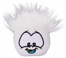 Disney Club Penguin 4 Inch Series 5 Plush Puffle White [Includes Coin with Code!]