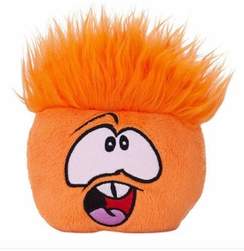 Disney Club Penguin 4 Inch Series 5 Plush Puffle Orange [Includes Coin with Code!]