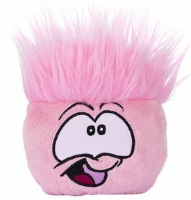 Disney Club Penguin 4 Inch Series 5 Plush Puffle Pink [Includes Coin with Code!]