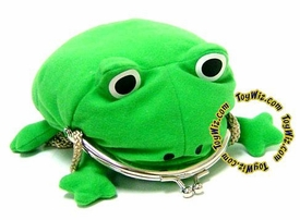 Naruto BanPresto Japanese Mini Frog Plush Pouch