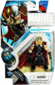 Hasbro 2010 SDCC San Diego Comic-Con Exclusive Marvel Universe 3 3/4 Inch Action Figure Thor [Ages of Thunder]