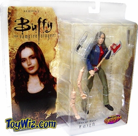 Buffy the Vampire Slayer Deluxe Figures Series 1