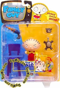 Family Guy Mezco Series 1 Re-Release Action Figure Stewie