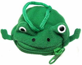 Naruto Bandai Japanese Mini Plush Keychain Frog Pouch BLOWOUT SALE!