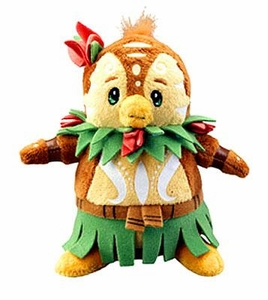 Neopets Collector Species Series 2 Plush with Keyquest Code Island Bruce