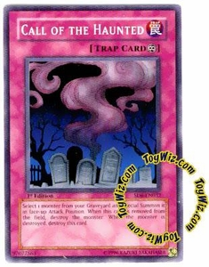 YuGiOh Spellcaster's Judgment Single Card SD6-EN032 Call of the Haunted