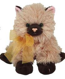 Ty Classic Plush Cassidy the Cat
