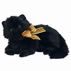 Ty Halloween Classic Plush Moonstruck the Cat