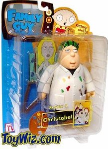 Mezco Family Guy Series 3 Action Figure Christobel BLOWOUT SALE!