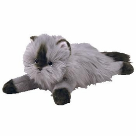 Ty Classic Plush Smokey The Cat