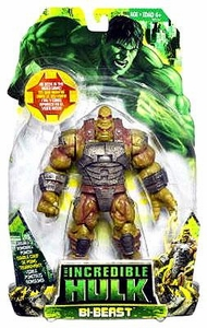 Incredible Hulk Movie Action Figure Bi-Beast