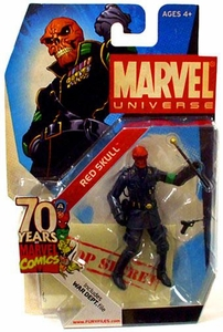 Marvel Universe 3 3/4 Inch SDCC Exclusive 70 Years Invaders Action Figure #SD4 Red Skull