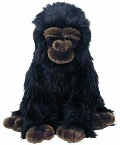 Ty Classic Plush Baby George the Gorilla